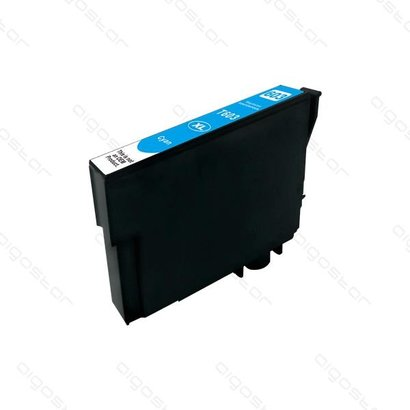 Epson inktpatroon 603xl cyaan  (huismerk)
