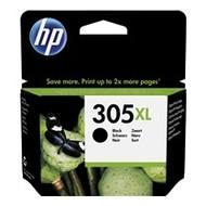 HP 305XL Zwart inktpatroon origineel