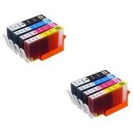 HP inktpatronen 364XL 2 setsextra hoge capaciteit (Huismerk)