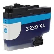 Brother inktpatroon LC-3239XL cyan huismerk 50ML