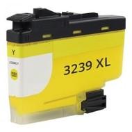 Brother inktpatroon LC-3239XL yellow huismerk 50ML