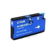 HP Inktpatroon 963XL cyaan Huismerk inhoud 25.5 ML