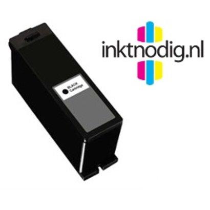 Dell inktpatroon 21 / 22 / 23 / 24 zwart (Huismerk) MET CHIP