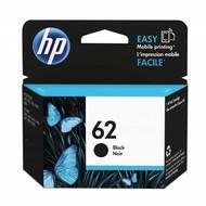 HP inktpatroon 62 zwart (Origineel)