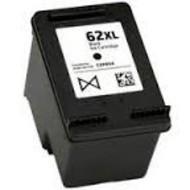 HP 62XL inktpatroon (C2P05AE) zwart  20ml (huismerk)
