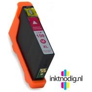 Lexmark inktpatroon 150XL (14N1616E) magenta (Huismerk)