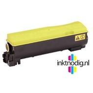 Kyocera TK-550 toner yellow (Huismerk)
