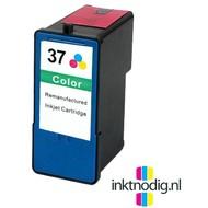 Lexmark inktpatroon 37XL  kleur (Huismerk)
