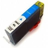 HP inktpatroon 364XL cyaan (Huismerk)