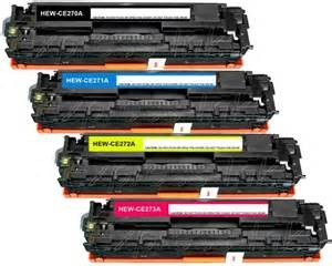 Color Laserjet Pro 5525