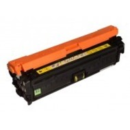 HP 650A (CE272A) toner yellow (Huismerk)