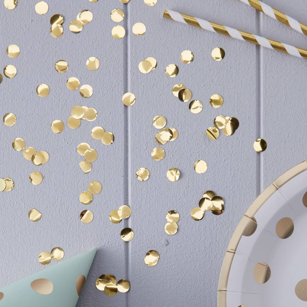 GINGERRAY Confetti - Gold