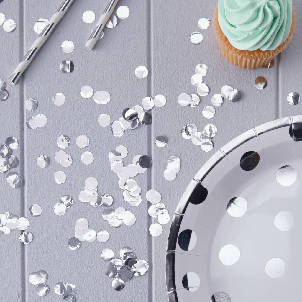GINGERRAY Confetti - Silver