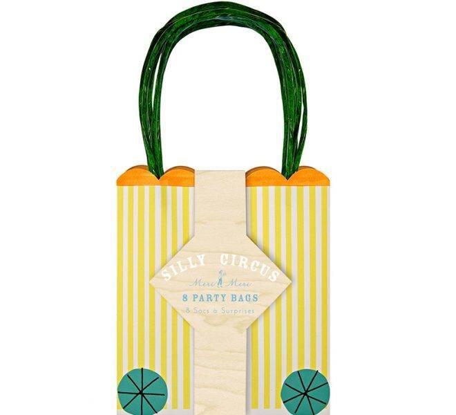 MERIMERI Silly circus party bags