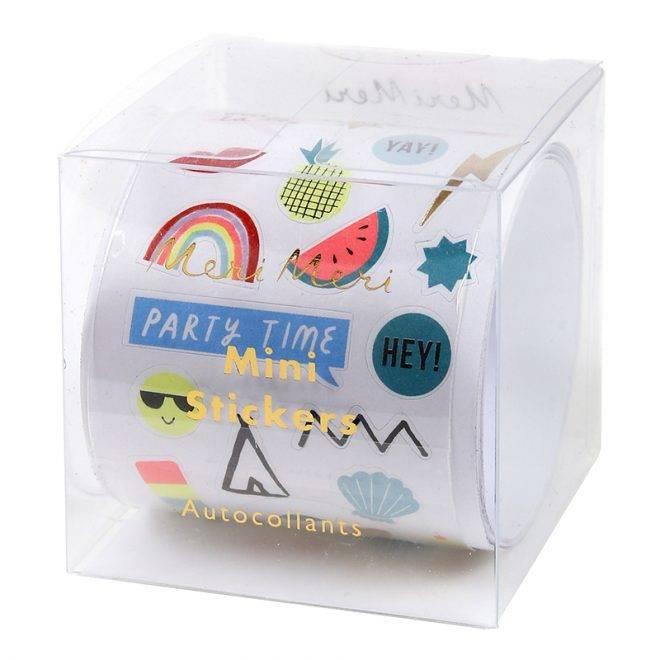 MERIMERI Roll of mini stickers