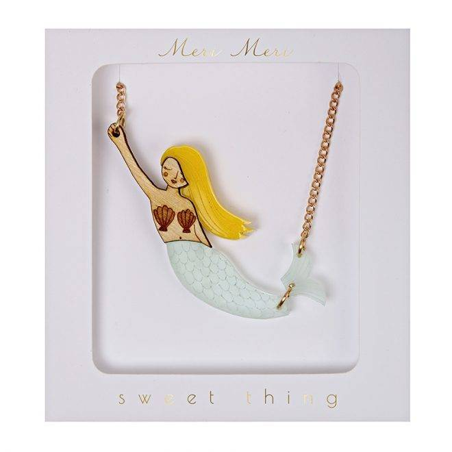 MERIMERI Mermaid Necklace