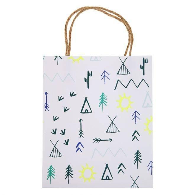 MERIMERI Let's explore small gift bags