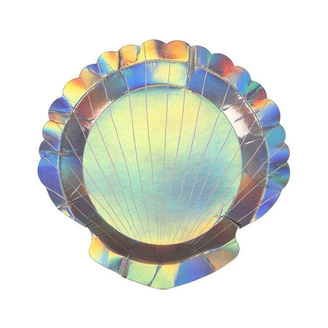 MERIMERI Shell plates