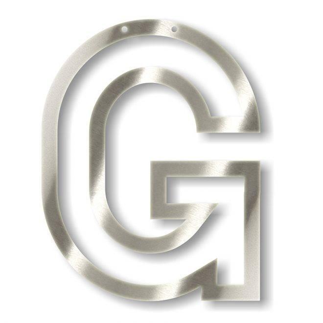 MERIMERI Silver acrylic bunting G