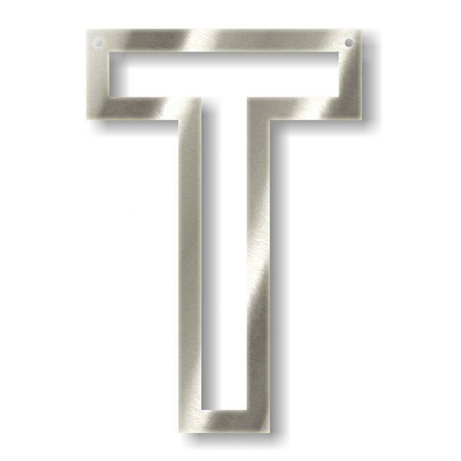 MERIMERI Silver acrylic bunting T