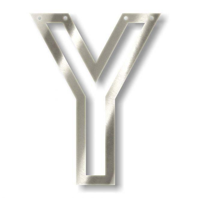 MERIMERI Silver acrylic bunting Y
