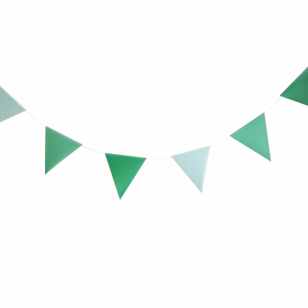 MY LITTLE DAY green bunting