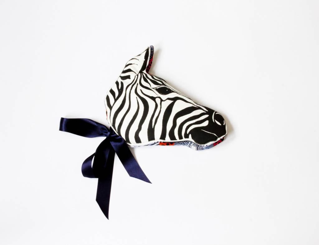 animalesque zebra mask