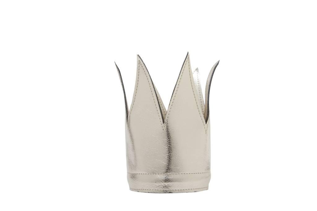 MOUCHE gold crown pvc