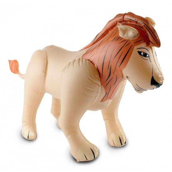 FT inflatable lion 48x80 cm