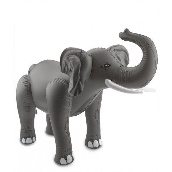 FT inflatable elephant 60x75 cm