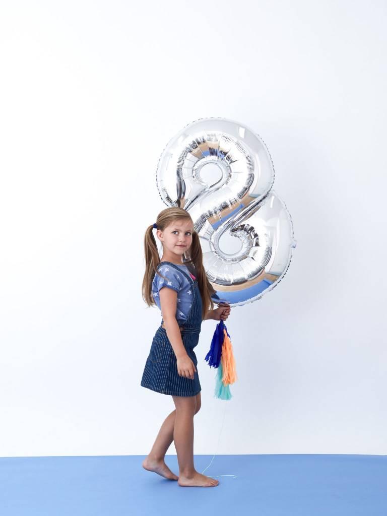 MERIMERI Fancy number balloon 8