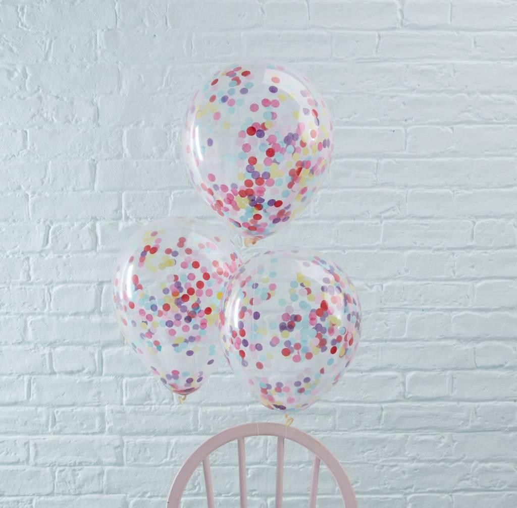 GINGERRAY Balloons - Confetti multi color
