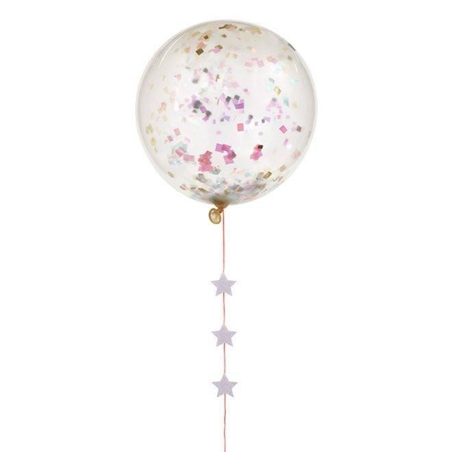 MERIMERI iridescent balloon kit