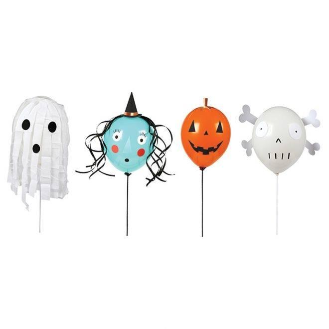 MERIMERI Halloween balloon kit