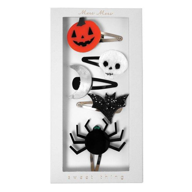 MERIMERI Halloween hair clips