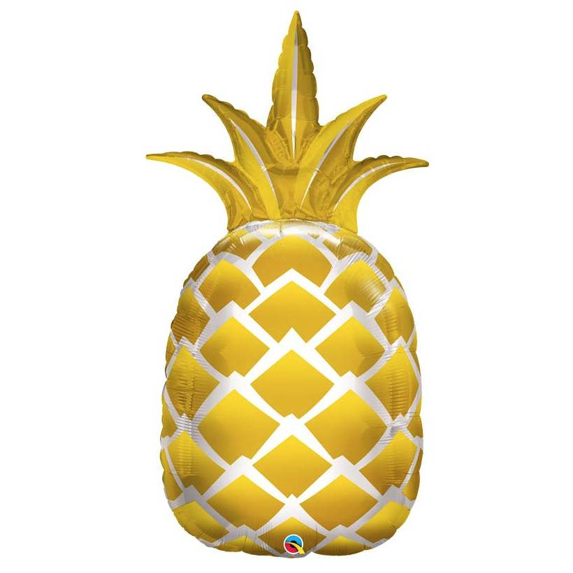 "ABC golden pineapple 44"" (112 cm)"