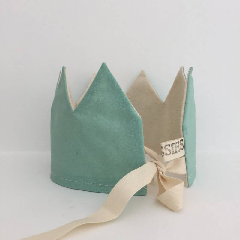 SUUSSIES crown fabric mint