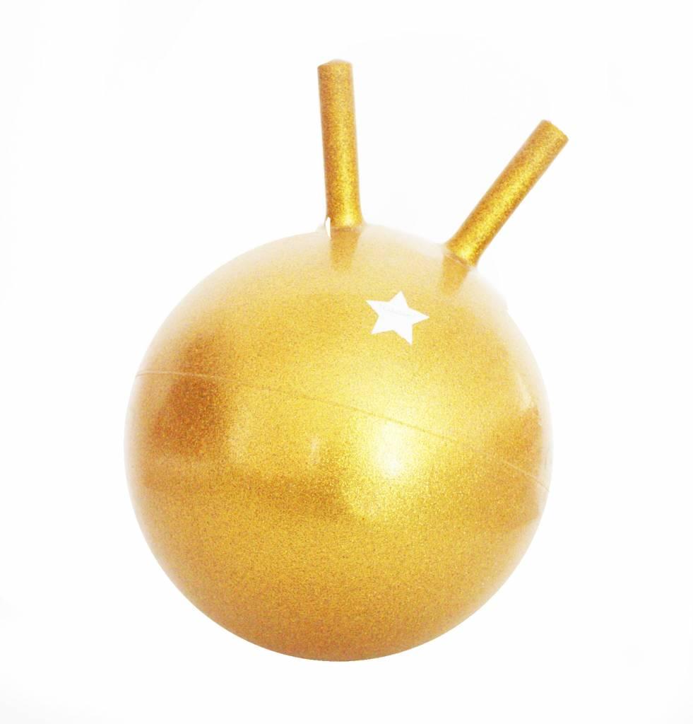 RATATAM jumping ball gold glitter