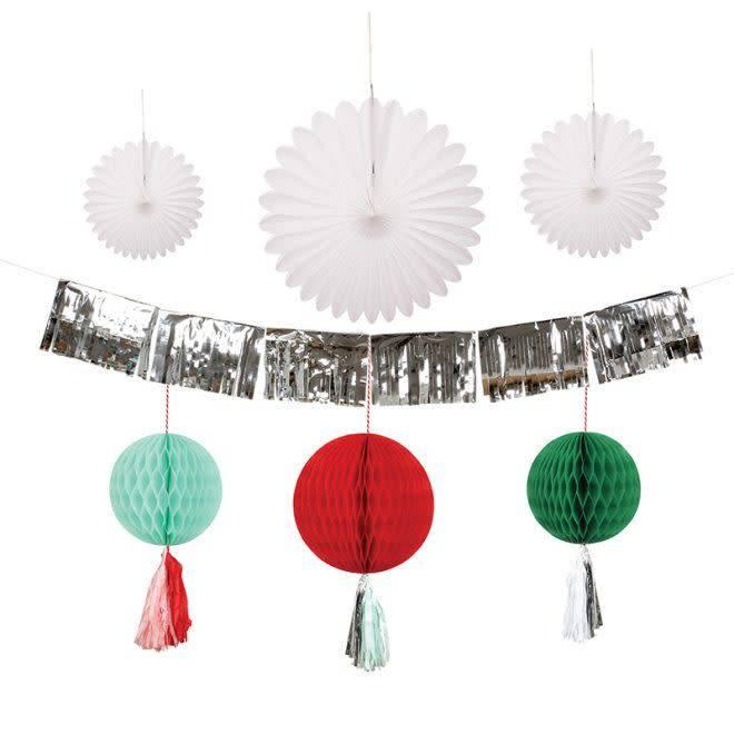 MERIMERI Christmas decorations kit