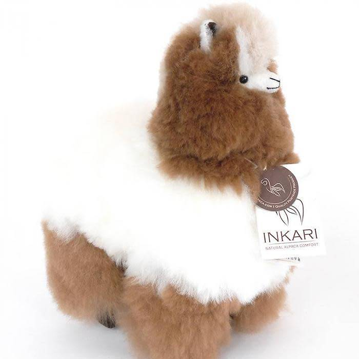 INKARI alpaca medium brown white