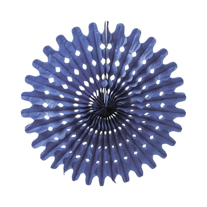 AF 3 pinwheels dark blue 40/30/20 cm