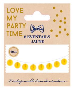 AF 8 mini pinwheels dark blue 10 cm