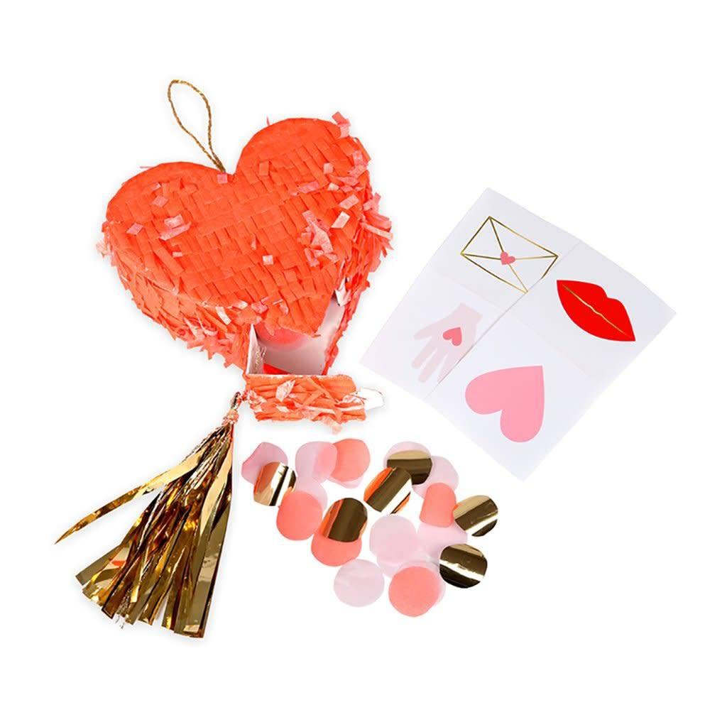 MERIMERI heart favor pinata's