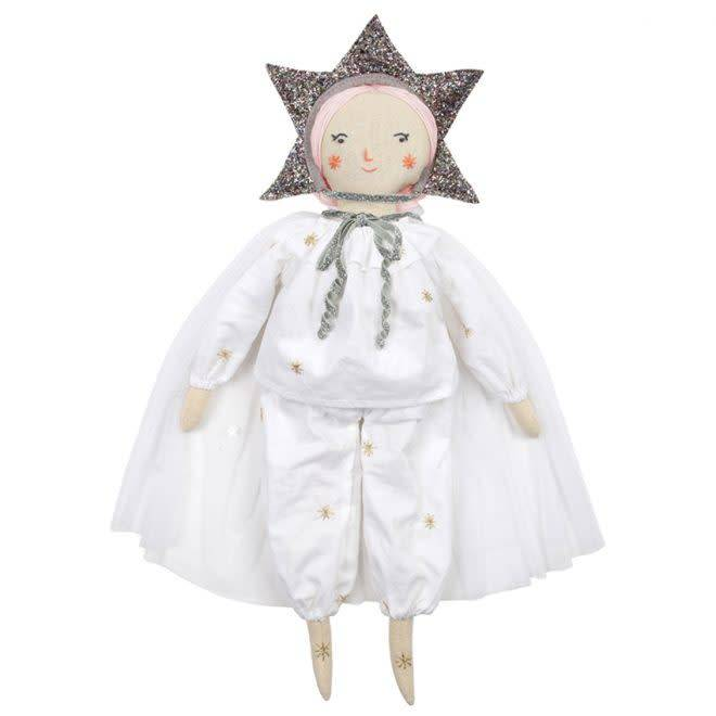 MERIMERI Star headdress & cape doll dress-up kit