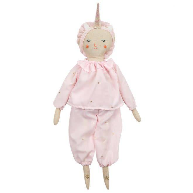 ffba50cefe99 MERIMERI Unicorn doll dress-up kit ...