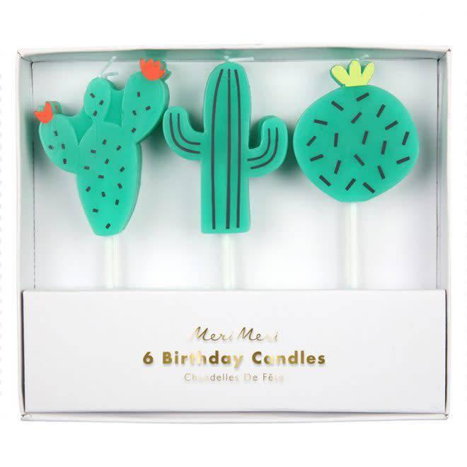 MERIMERI Cactus candles
