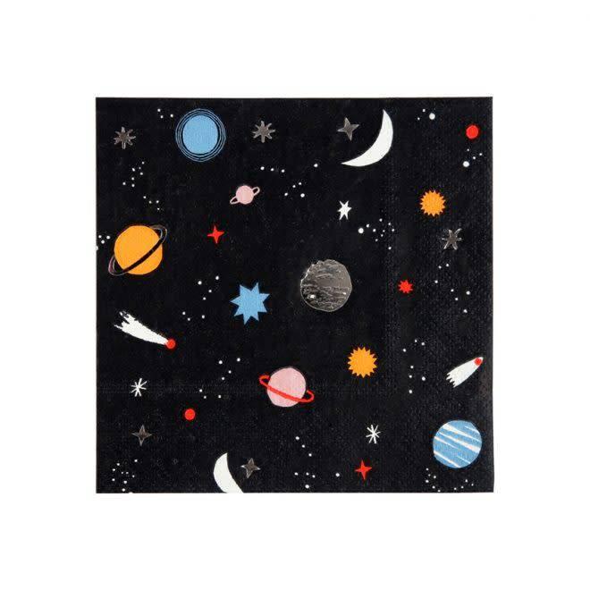 MERIMERI Space napkins S