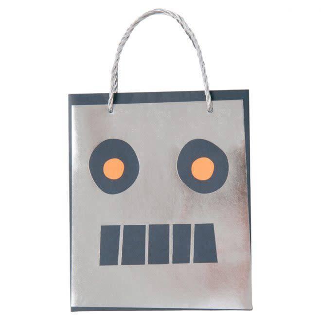 MERIMERI Robot party bags