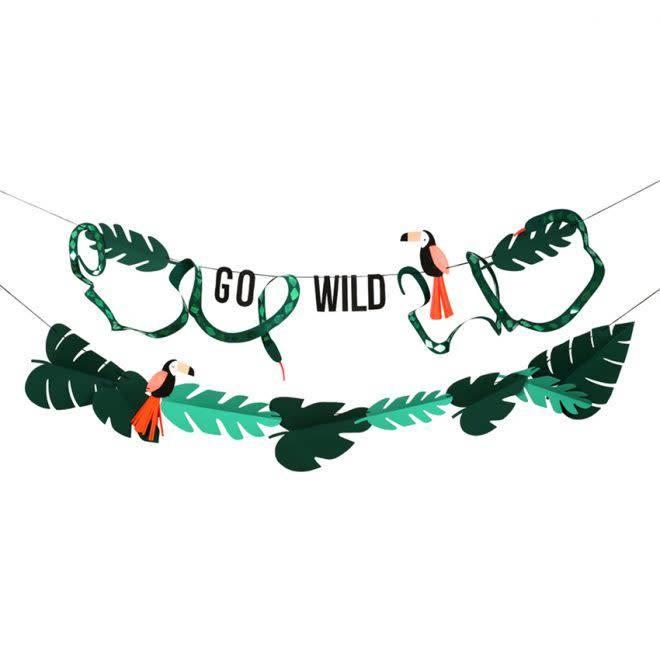 MERIMERI Go wild garland