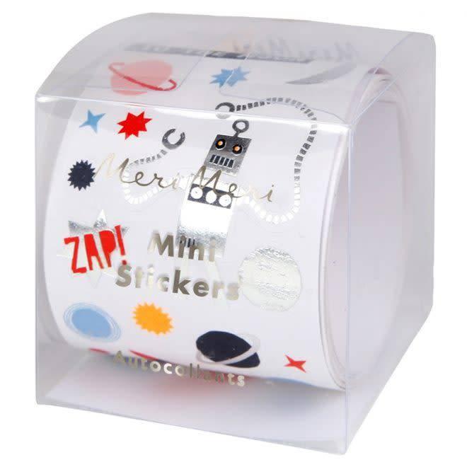 MERIMERI Space sticker roll